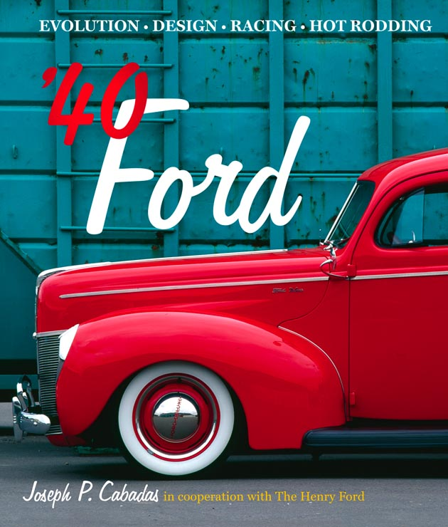 Ford River Rouge Factory >> Book '40 Ford traces pre-War history – Greg Williams
