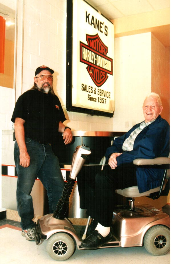 Kane's Harley-Davidson – Greg Williams